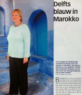 Artikel van Nadine van Loon, verschenen in Volkskrant Magazine.