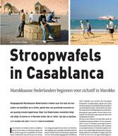 Artikel van Nadine van Loon, verschenen in de Intermediair