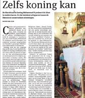 Artikel van Nadine van Loon, verschenen in het Parool